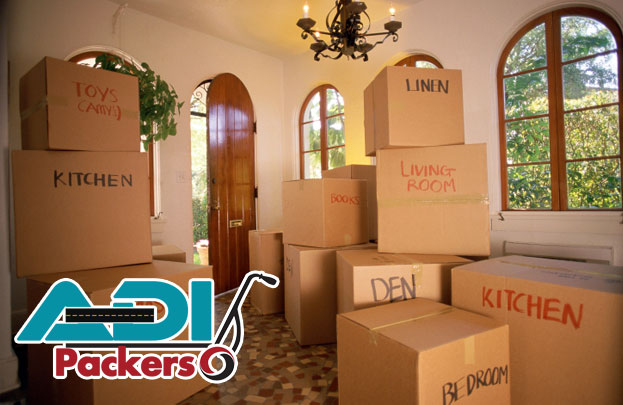 Packers and Movers Branches all Overs India.